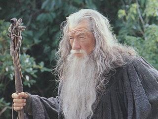 Gandalf's Pipe Staff