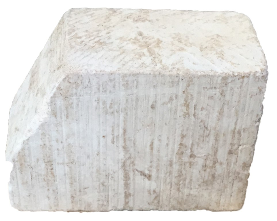 A Block of Raw Meerschaum