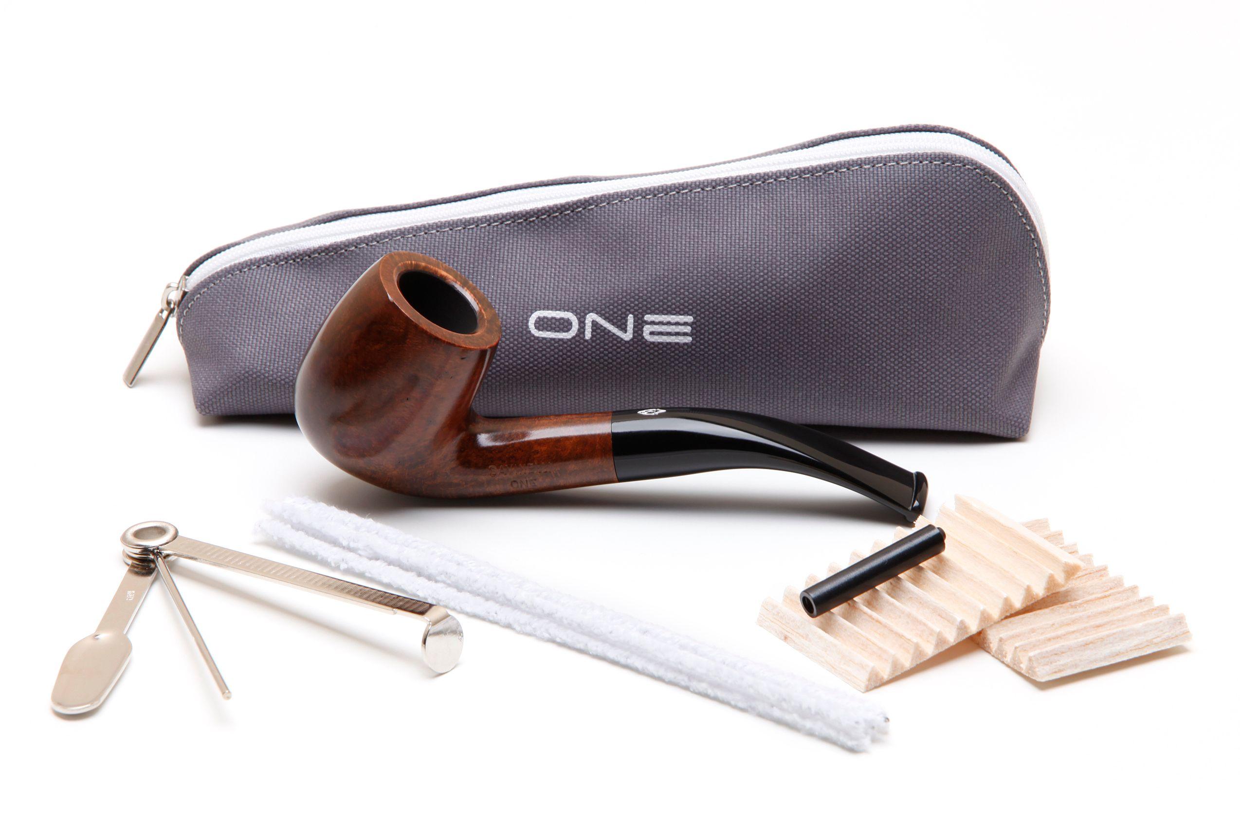 Savinelli One Smooth 601 Tobacco Pipe